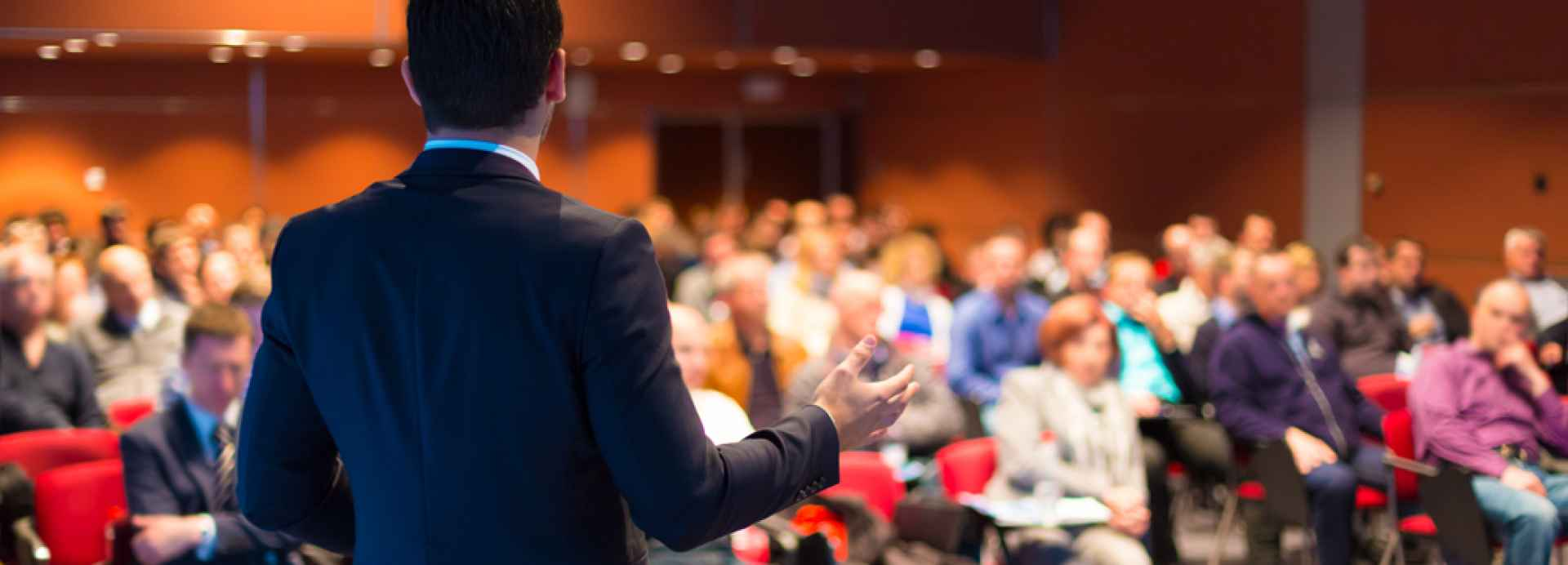 Ballroom Speaker Event
