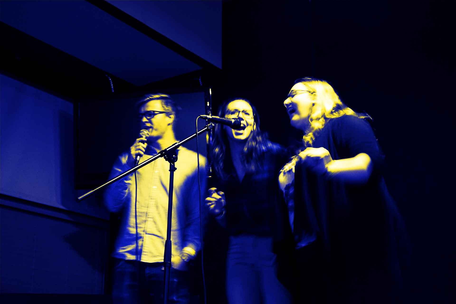 Karaoke w EC