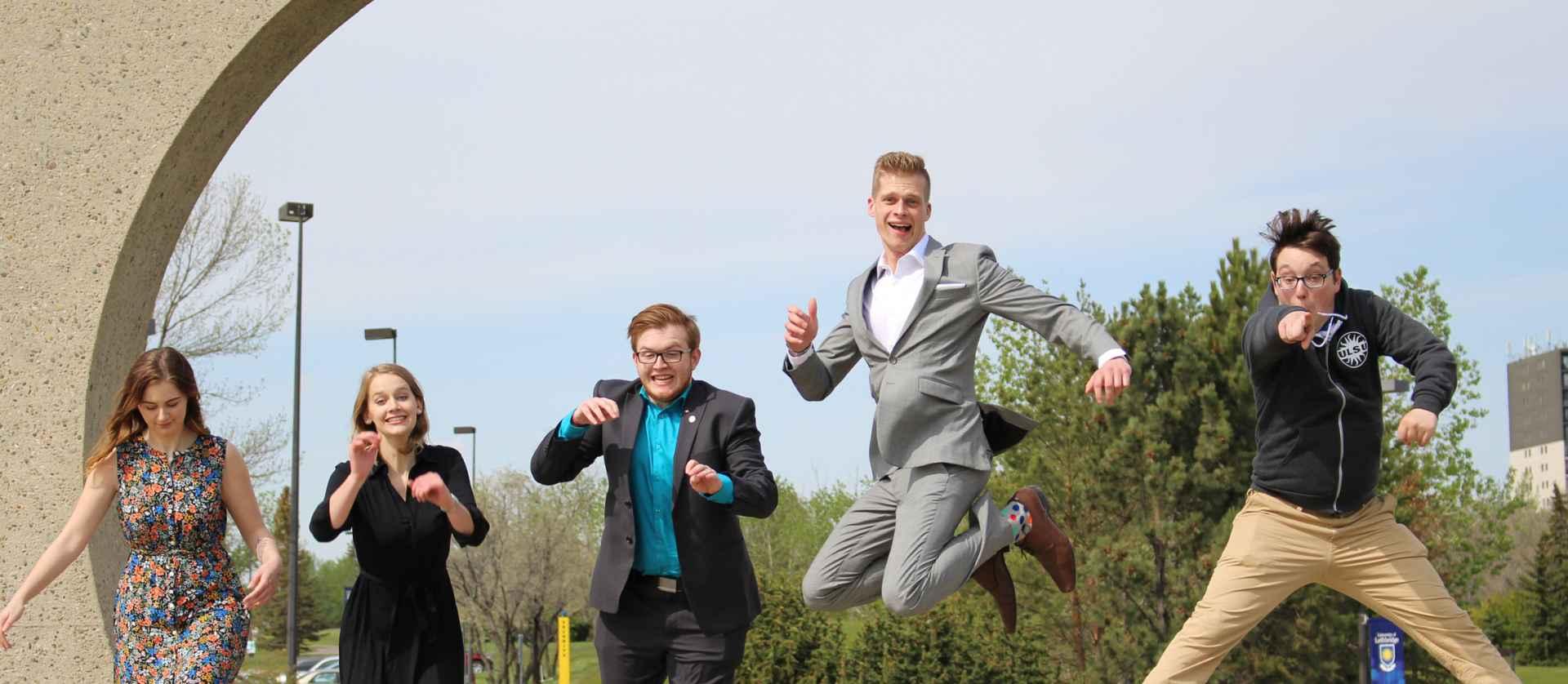 EC Jumping