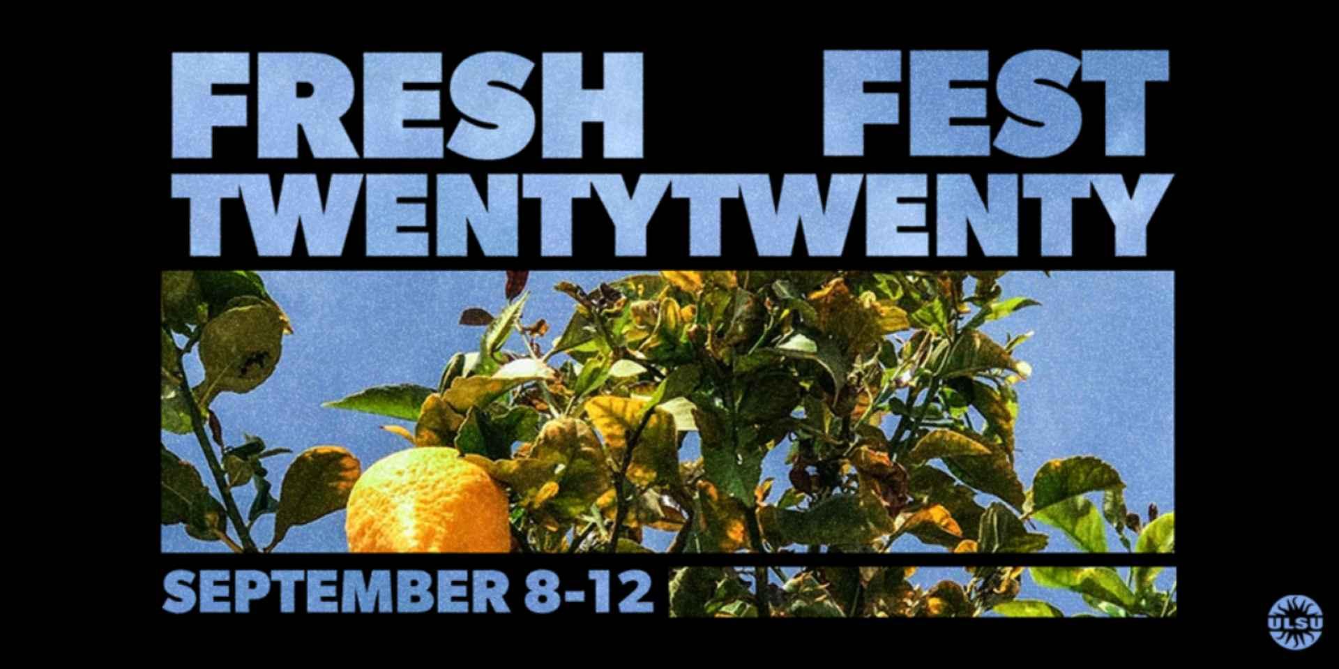 Fresh Fest Banner 2020