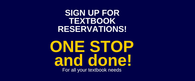 Textbook-Reservations