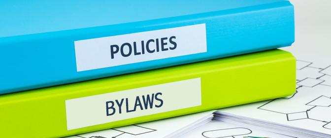 Bylaw-&-Policy-Amendments